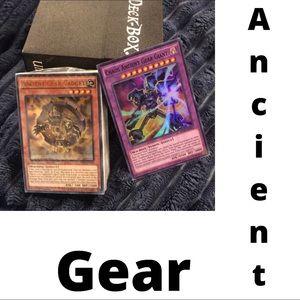 Chaos Ancient Gear Deck